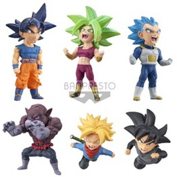 [PO] DRAGON BALL SUPER WORLD COLLECTABLE FIGURE -BATTLE OF SAIYANS- VOL.6 PER BOX 12 PCS 17457-1