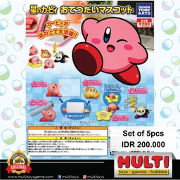 T-ARTS GACHA KIRBY STAR ALLIES MASCOT 83583(2)