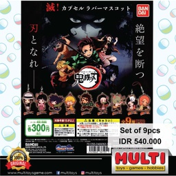 GASHAPON DEMON SLAYER: KIMETSU NO YAIBA! 36125(3)