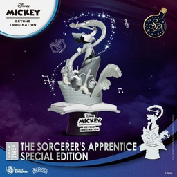 [PO] BK DS-018 SP-T THE SORCERER'S APPRENTICE SPECIAL 14763