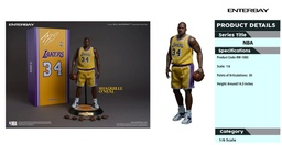 [PO]EB RM-1085 REAL MASTERPIECE SHAQUILLE O'NEAL 84568
