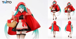 [PO]TAITO HATSUNE MIKU WONDERLAND LITTLE RED RIDING HOOD 32410
