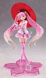 [PO] TAITO SAKURA MIKU NEW WRITTEN FIGURE JAPANESE UMBRELLA