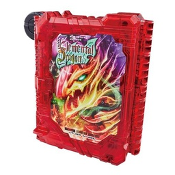 [PO] DX ELEMENTAL DRAGON WONDER RIDE BOOK 53251