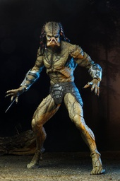 NECA #51580 PREDATOR (20180 7INCH DELUXE ULTIMATE ASSASSIN (UNARMORED)