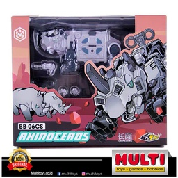 52TOYS BB-06CS RHINOCEROS 01012
