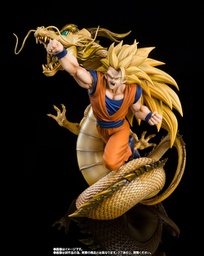 [PO] FIGUARTS ZERO (EXTRA BATTLE) SUPER SAIYAN 3 SON GOKU DRAGON FIST EXPLOSION 61515