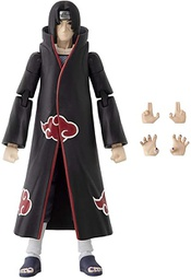 [PO] ANIME HEROES NARUTO UCHIHA ITACHI ACTION FIGURE (REPEAT ITEM) 36904