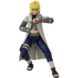 [PO] ANIME HEROES NARUTO NAMIKAZE MINATO ACTION FIGURE (REPEAT ITEM) 36905