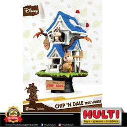 BK DS-028 CHIP 'N DALE TREE HOUSE 01060