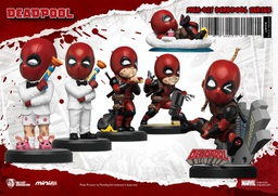 [PO] BK MEA-027 DEADPOOL SERIES SET A (SET OF 6 PCS) 15076