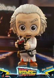 [PO] HT COSB797 Doc Brown Cosbaby (S) Bobble-Head 60498