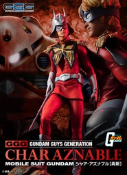 [Closed PO] GGG Mobile Suit Gundam Char Aznable 【repeat】829697