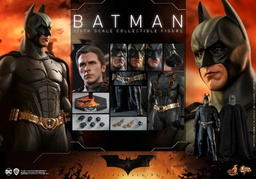 [PO] HT MMS595 BATMAN BEGINS 1/6TH BATMAN (EXCLUSIVE) (GET FREE 1PCS TOY STORY HT COSRIDER) 60768