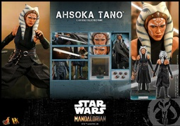 [PO] HT DX20 STAR WARS THE MANDALORIAN 1/6TH AHSOKA TANO 60780
