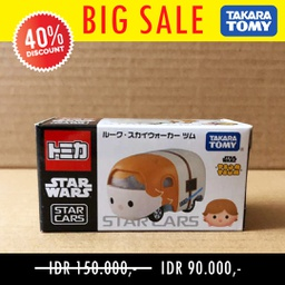 STAR CARS TSUMTSUM LUKE SKYWALKER 87205