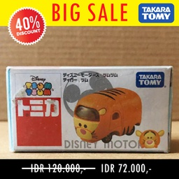 CAR TOMY TSUMTSUM TIGER ZUM 84423/IS