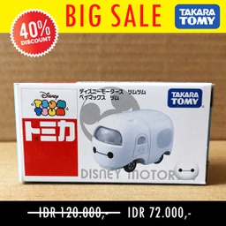 CAR TOMY TSUMTSUM V3 BAYMAX 84425/IS