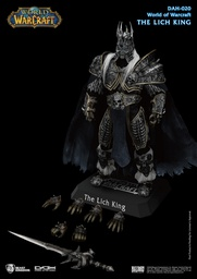 [Closed PO] BK DAH-020 W.O.W WRATH OF THE LICH KING ARTHAS MENETHIL 07395