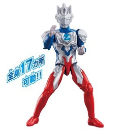 [Closed PO] ULTRA ACTION FIGURE ULTRAMAN Z ALPHA EDGE 47697